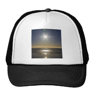 As The Sun Sets Mesh Hats