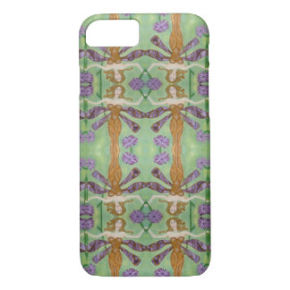 As Wise As The Dragonflies Art iPhone 8/7 Case