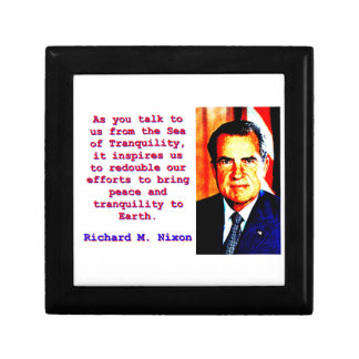 As You Talk To Us - Richard Nixon Gift Box