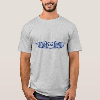 ASA Blue Wings Logo T-Shirt