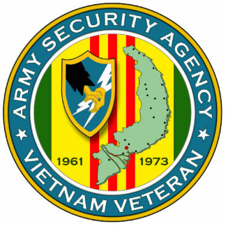 ASA Vietnam Veteran Photo Sculpture