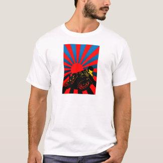 Asahi day motorcycle T-Shirt