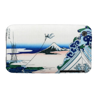 Asakusa Honganji temple in th Eastern capital Case-Mate iPhone 3 Cases