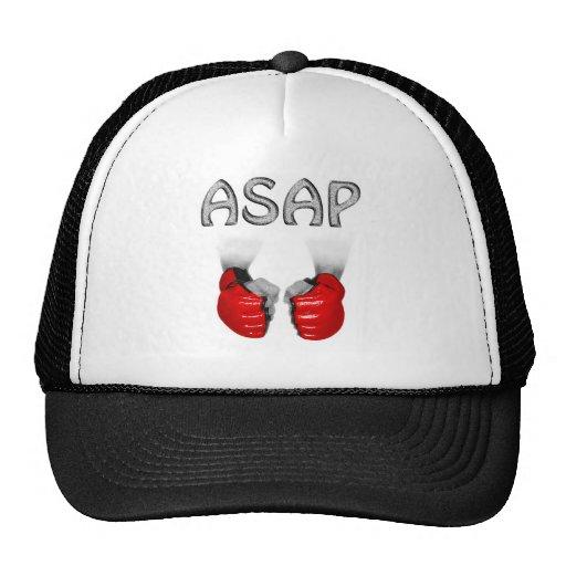 ASAP MMA Gloves Trucker Hats