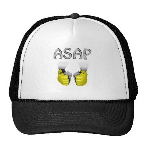 ASAP MMA Gloves Mesh Hats