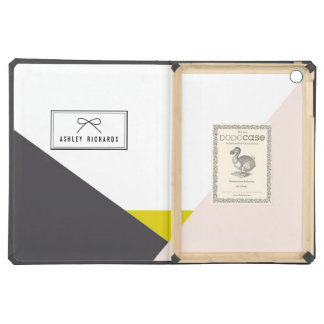 Asbtract Print Personalized iPad Air DODOcase I Cover For iPad Air