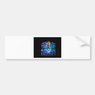 Ascencion Window Blessings Bumper Sticker