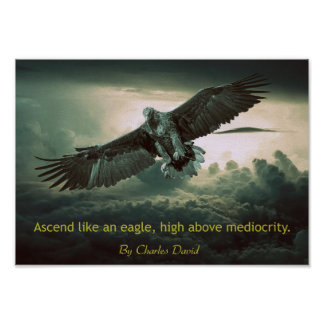 Ascend High Poster