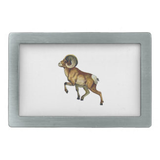 Ascending Pride Rectangular Belt Buckle