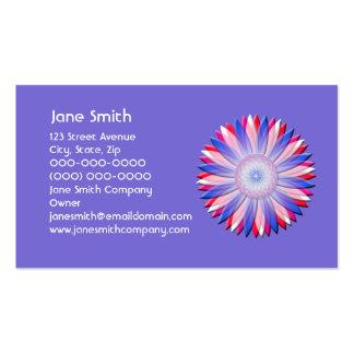 Ascension Flower Pack Of Standard Business Cards