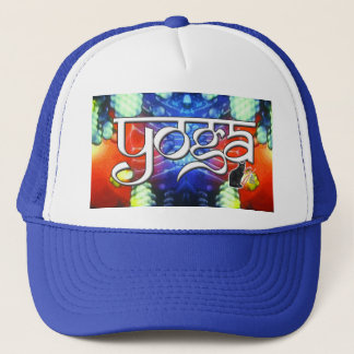 Ascension KCLS Yoga Trucker Hat