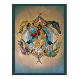 Ascension of Christ Prayer Card