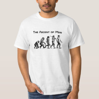 Ascent of Man Tee