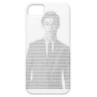 ASCII Man iPhone 5 Cases