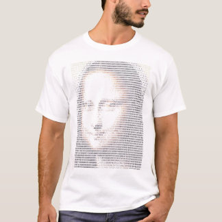 ASCII Mona Lisa T-Shirt