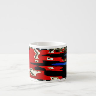 Ascona abstract espresso cup II.1