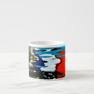 Ascona abstract espresso cup II.3