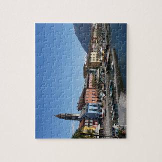 Ascona Switzerland Jigsaw Puzzle