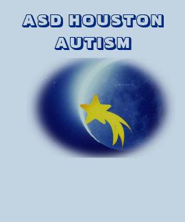 ASD Houston Autism Shirts (light blue)