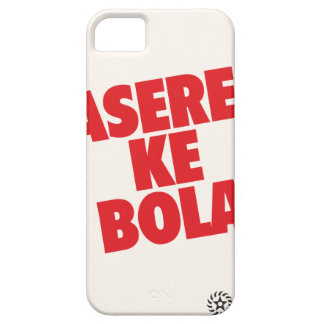 Asere ke bola barely there iPhone 5 case