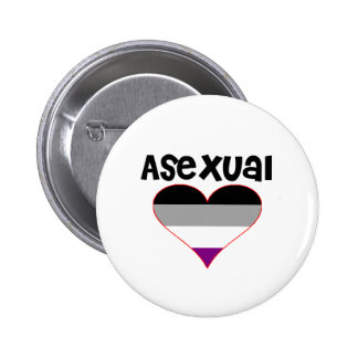 Asexual Badge Buttons