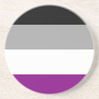 Asexual Pride Flag Coaster