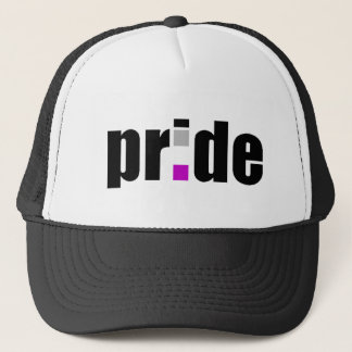 Asexual Pride hat
