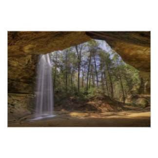 Ash Cave Ohio   Print