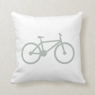 Ash Gray Bicycle Cushion