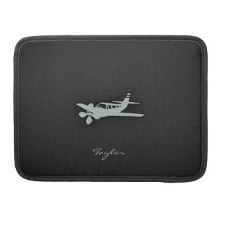 Ash Gray Plane Sleeve For MacBook Pro