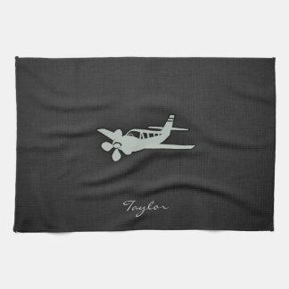 Ash Gray Plane Towels