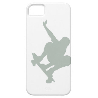 Ash Gray Skater iPhone 5 Cover