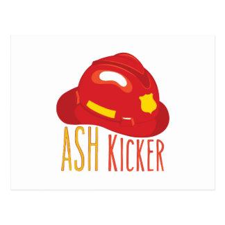 Ash Kicker Postcard