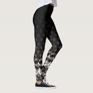 Ash, Kitten Cam star Leggings