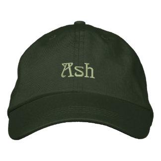 ASH Name Designer Cap