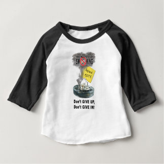 Ashed Out Baby T-Shirt