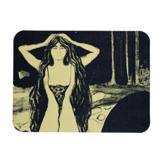 Ashes (After the Fall), 1899 Rectangular Photo Magnet