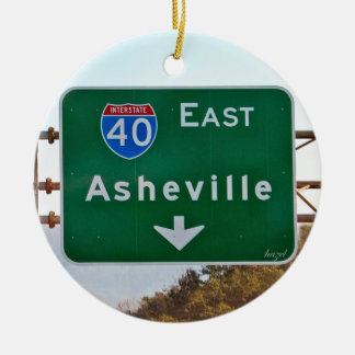 Asheville North Carolina, Ornament