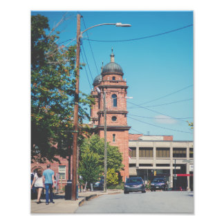 Asheville Photo Print