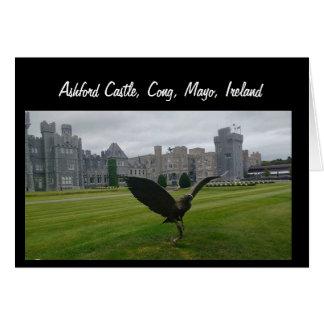 Ashford Castle, Cong, Mayo Card