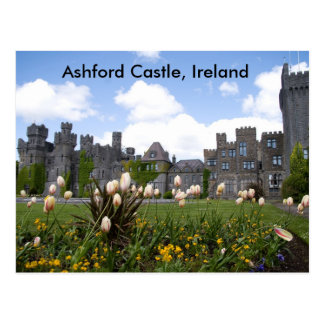 Ashford Castle Ireland Post Cards