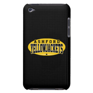 Ashford High School Yellowjackets iPod Touch Cases