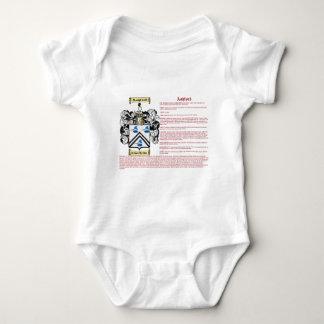 Ashford (meaning) baby bodysuit