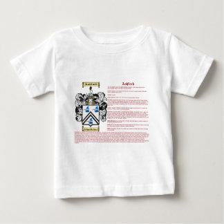 Ashford (meaning) baby T-Shirt