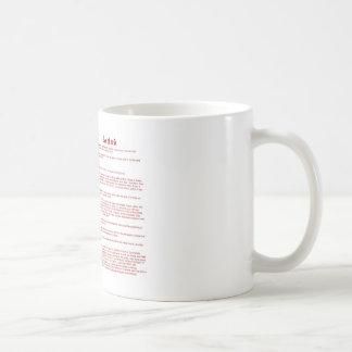 Ashford (meaning) coffee mug