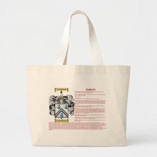 Ashford (meaning) large tote bag