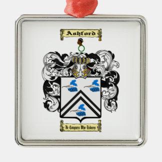 Ashford Metal Ornament