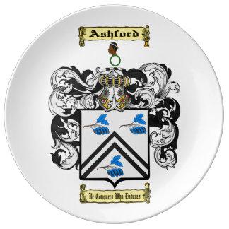 Ashford Plate