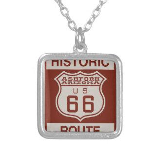 ASHFORKRT66 copy Silver Plated Necklace