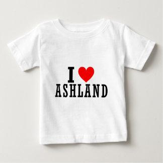 Ashland, Alabama City Design Baby T-Shirt